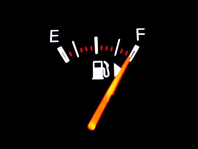 ガソリン満タン