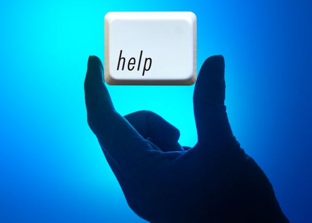 誰かを助ける