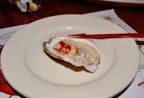 牡蠣がまずい