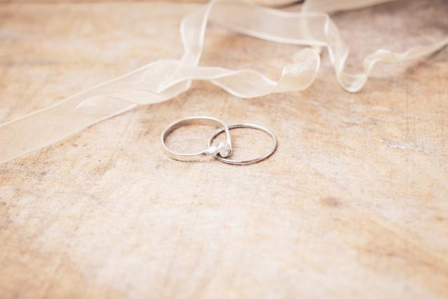 婚約指輪をもらう