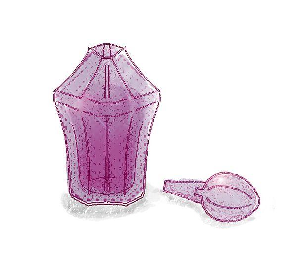 香水の香り