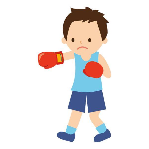 ボクシングでパンチが当たらない