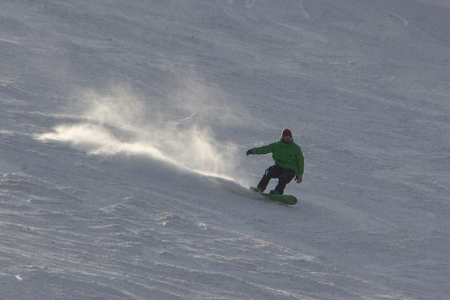 スキー・スノーボードの競技に参加する