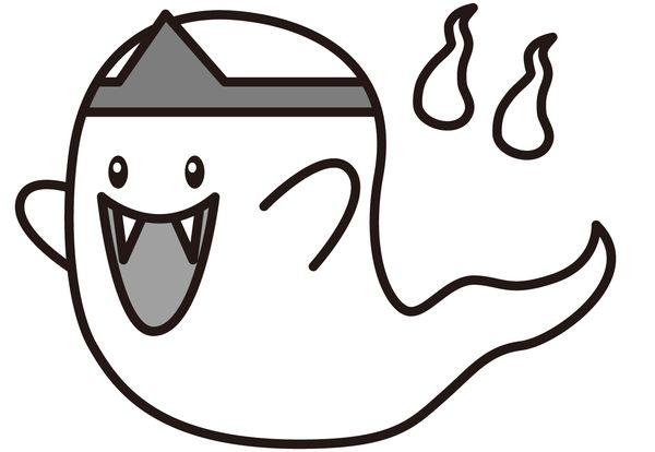 幽霊に襲われる