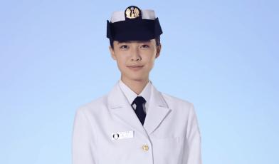 陸上自衛隊の自衛官募集CMに女優の駒井蓮が出演!人の役に立ちたい!