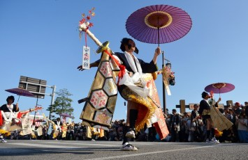 平成28年 第108回島田大祭『帯祭り』スケジュールと駐車場案内!