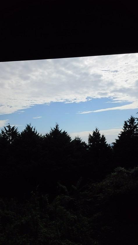 秋らしい空