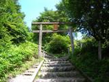 榛名富士神社の鳥居