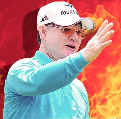 宮里藍ちゃんの父 、ゴルフ教室イベント開催