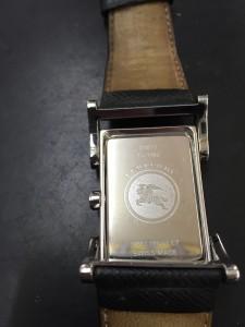 バーバリー時計メインテナンス