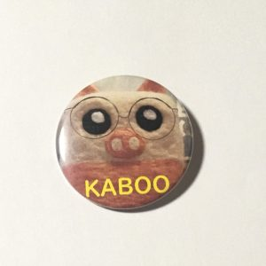 KABOOのバッチ