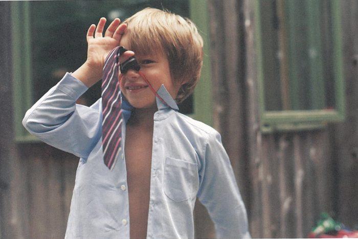 「子どもだってきちんとした服」尾方裕司著作