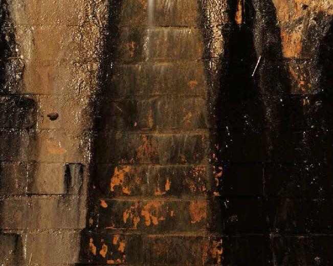 Infiltrazioni d'acqua - iniezioni controterra