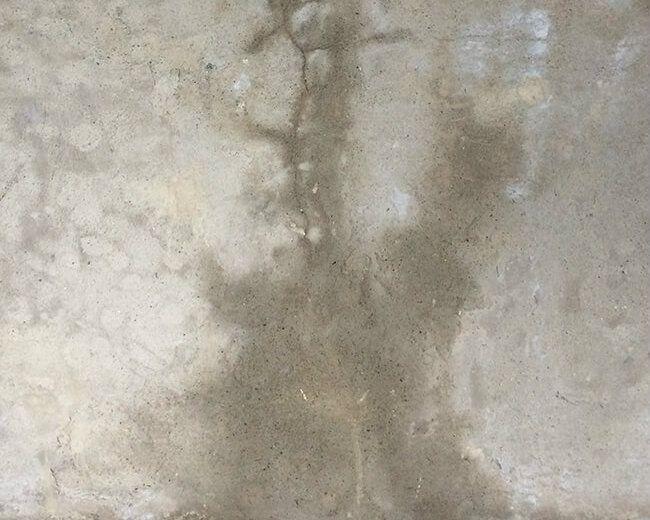 Infiltrazioni d'acqua - sigillatura crepe