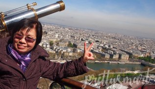 Paris2015-yumiang-Auntie-Ivy-from-Eiffel-Tower