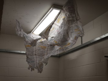 my paper installation