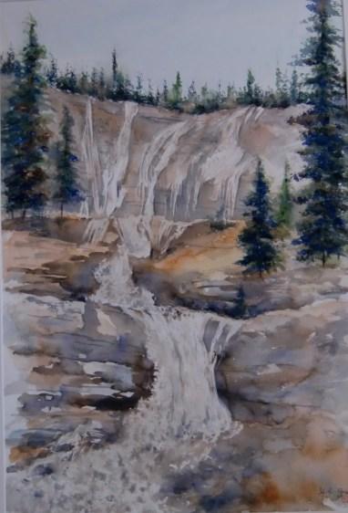 Tangle Creek Waterfall