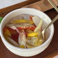 ぬか漬け・発酵食・冷やしスープ・夏野菜・ギャバ・漬物