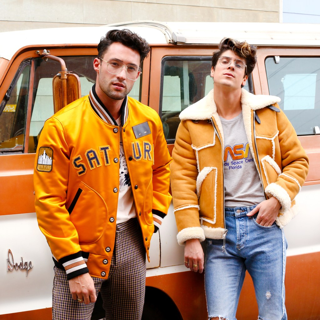Coach is having the best moment in menswear right now