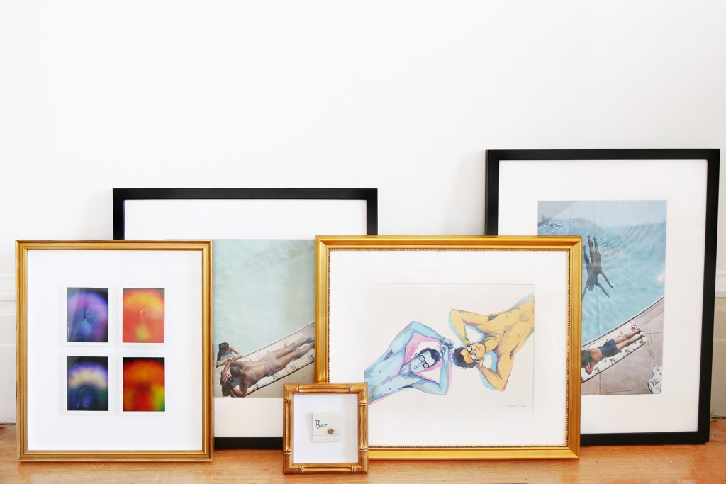 affordable, custom framing