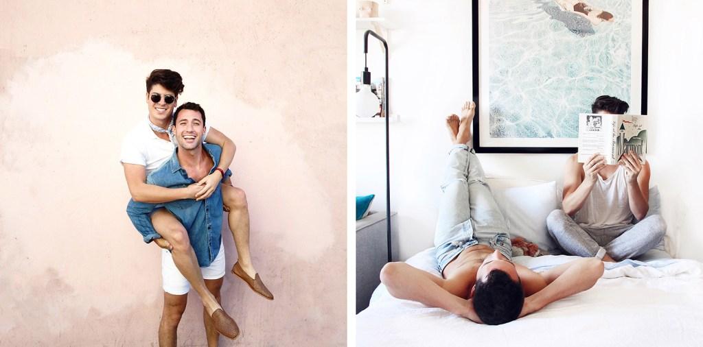 Yummertime's men's Instagram style