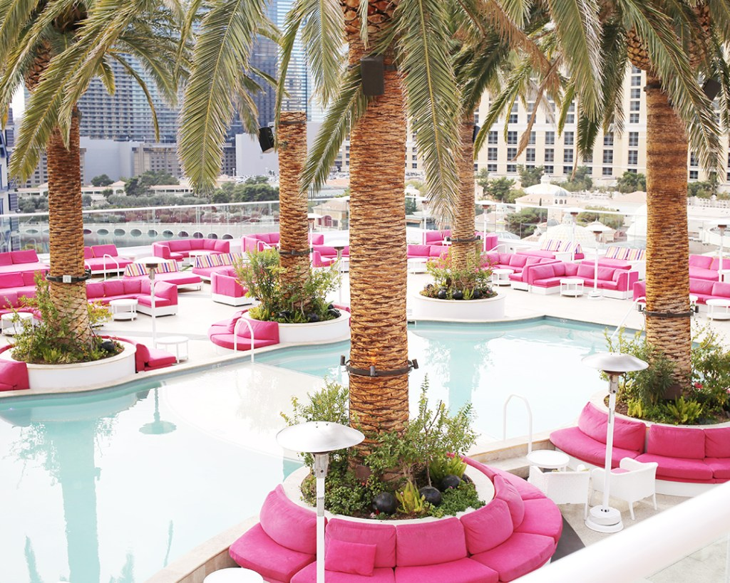 Yummertime, at Drai's Beach Club at The Cromwell