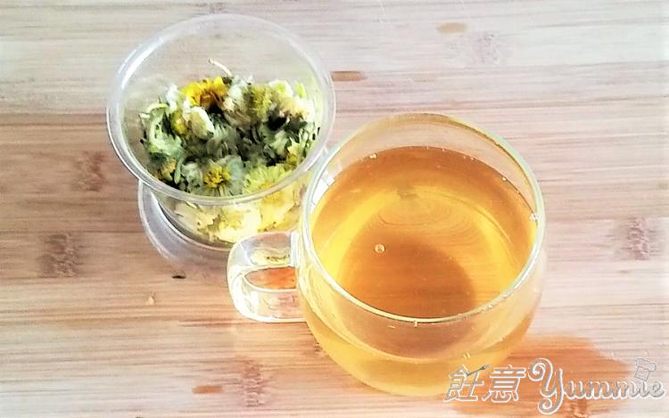 山楂金銀菊茶