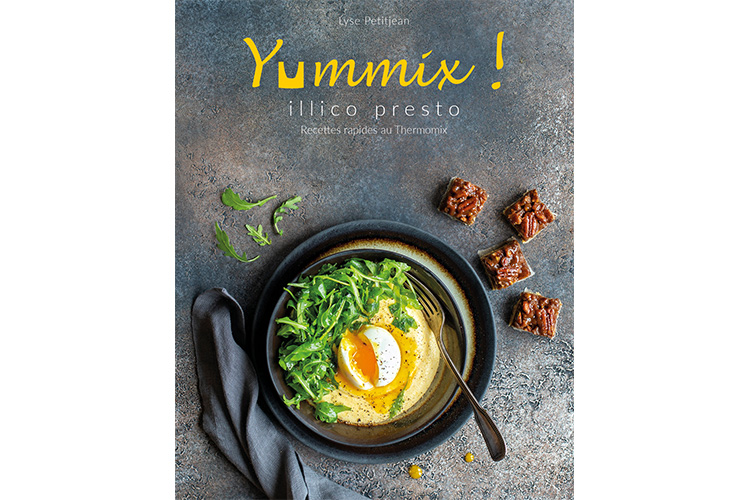 yummix recettes thermomix