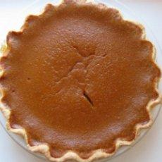 Roasted Butternut Squash Pie