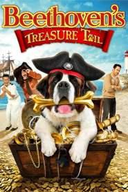 บีโธเฟน ล่าสมบัติโจรสลัด Beethoven's Treasure Tail (2014)