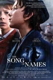 บทเพลงผู้สาบสูญ The Song of Names (2019)