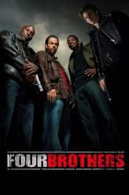 4 ระห่ำดับแค้น Four Brothers (2005)