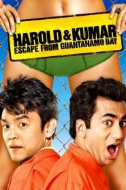 แฮโรลด์กับคูมาร์ คู่บ้าแหกคุกป่วน Harold & Kumar Escape from Guantanamo Bay (2008)
