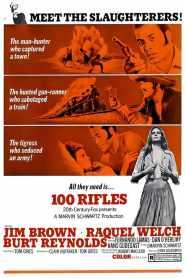 ศึกเม็กซิกัน 100 Rifles (1969)