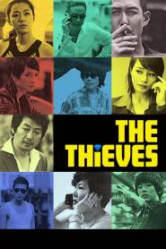 10 ดาวโจรปล้นโคตรเพชร The Thieves (2012)