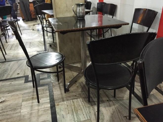 furniture at Rahim's