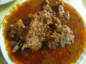 Mutton Korma at Old Jawahar