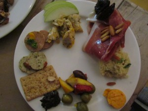 Starters & cold cuts