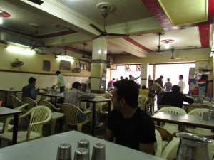 Dining Hall of Pahalwan Dhaba