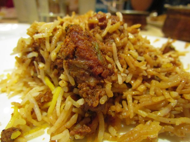 Hyderabadi mutton Biryani