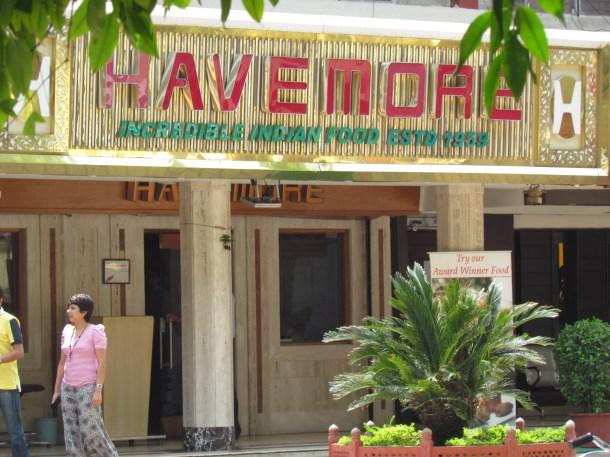 Havemore facade