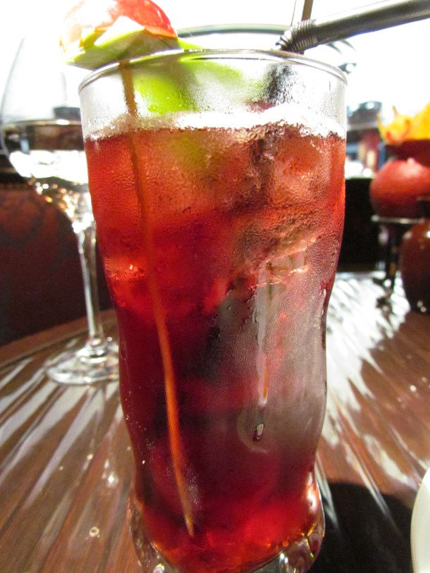 Drink named 'Heart of Darkness'