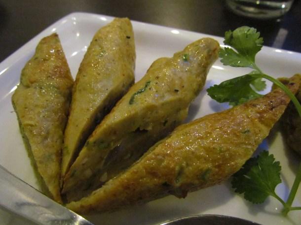 Chital machher Sheek kabab