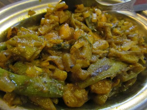 Chingri chorchori