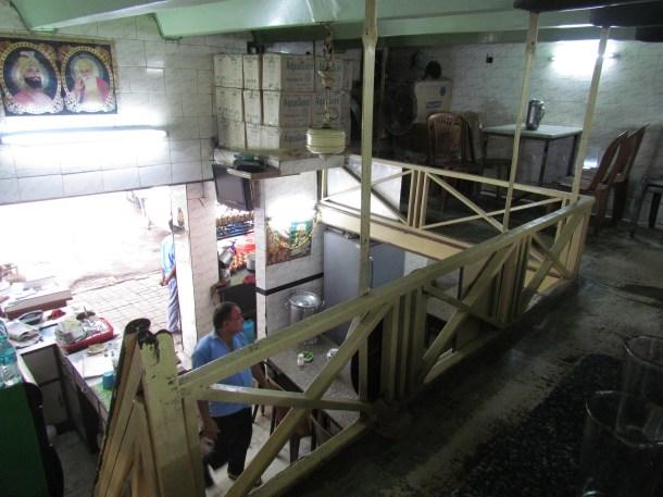 view of Ground floor & part of 1st floor