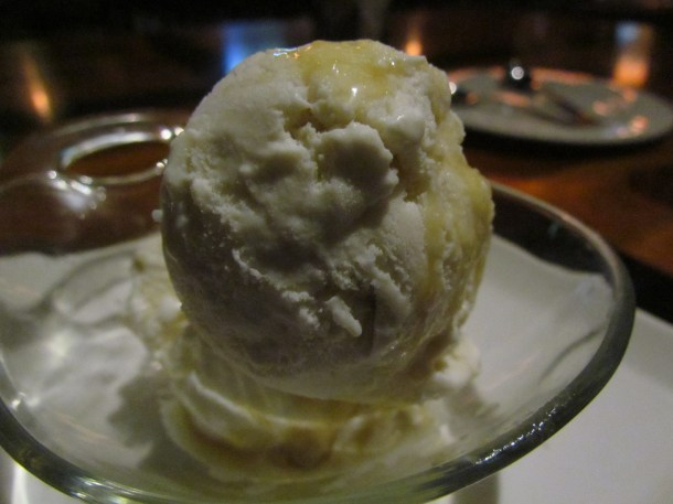 Coconut and jaggery 'home made' ice cream