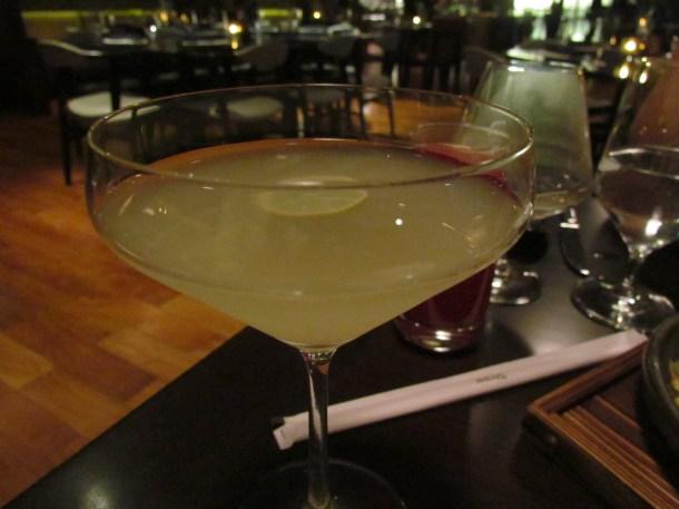 Sake lemongrass green tea with ginger & elder flower