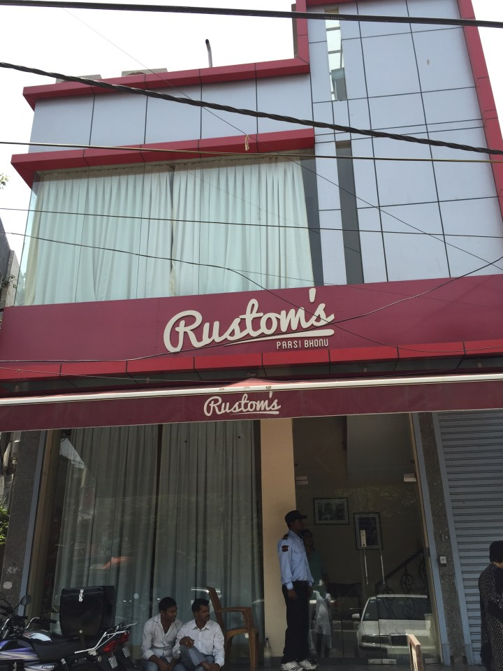 Rustom's