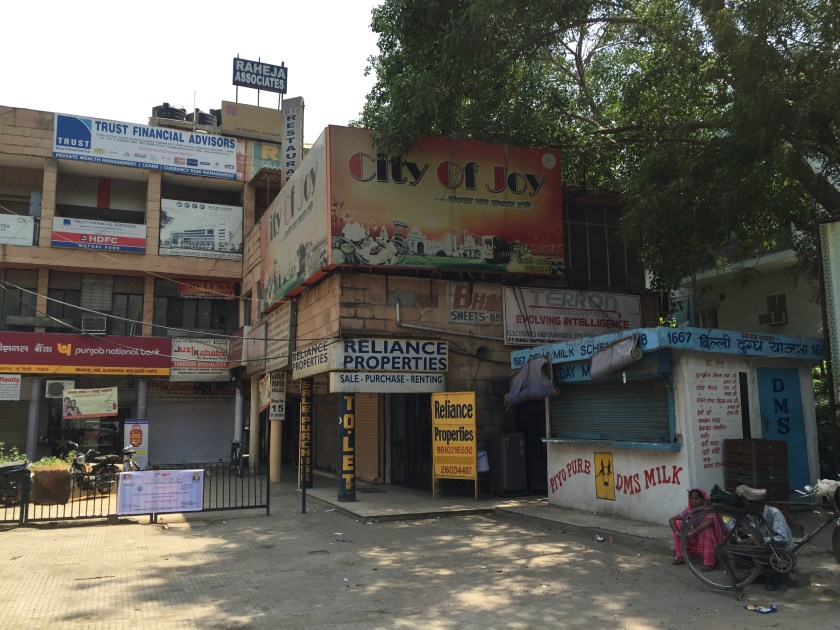 city of joy restaurant