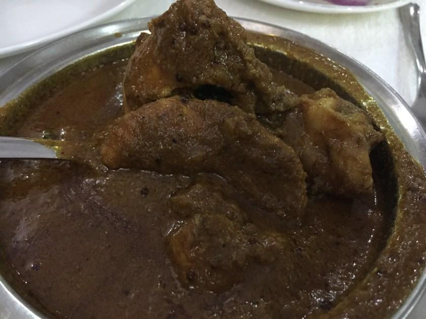 Masala Chicken curry
